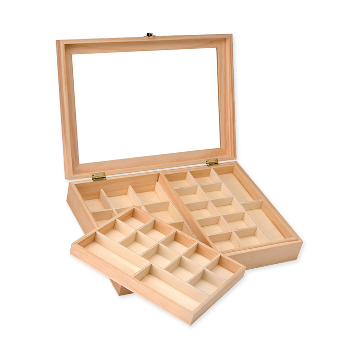 Glorex Jewellery box FSC