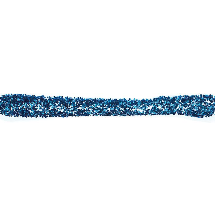Glorex glitter glue 60 ml blue
