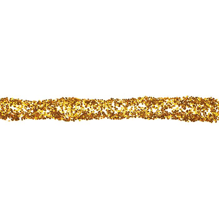 Glorex glitter glue 60 ml gold