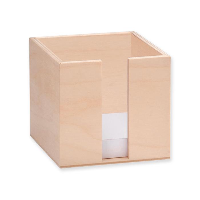 Glorex Notizzettelbox FSC