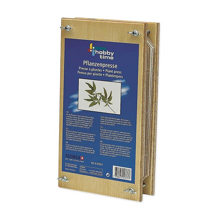 Glorex Pflanzenpresse
