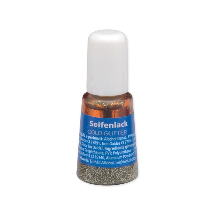 Glorex Soap varnish glitter gold color online bestellen | Schoch Vögtli