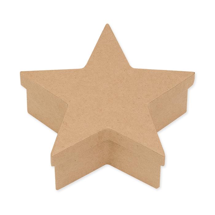 Glorex Stern-Box Pappe