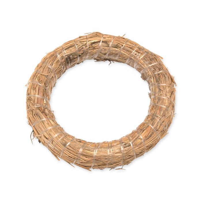 Glorex Straw wreath