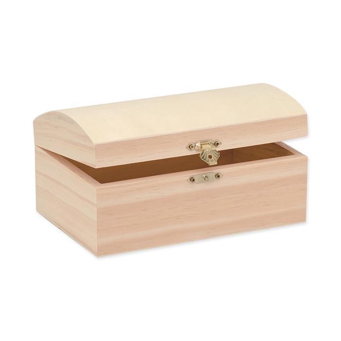Glorex Wooden Box baroque styled