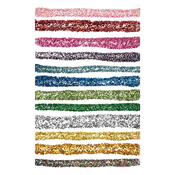 Glorex glitter glue 60 ml