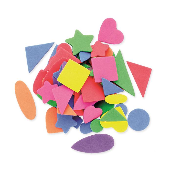 Glorex sponge rubber scattering parts