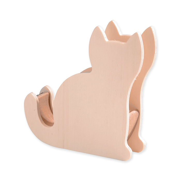 Glorex tape dispenser wooden FSC