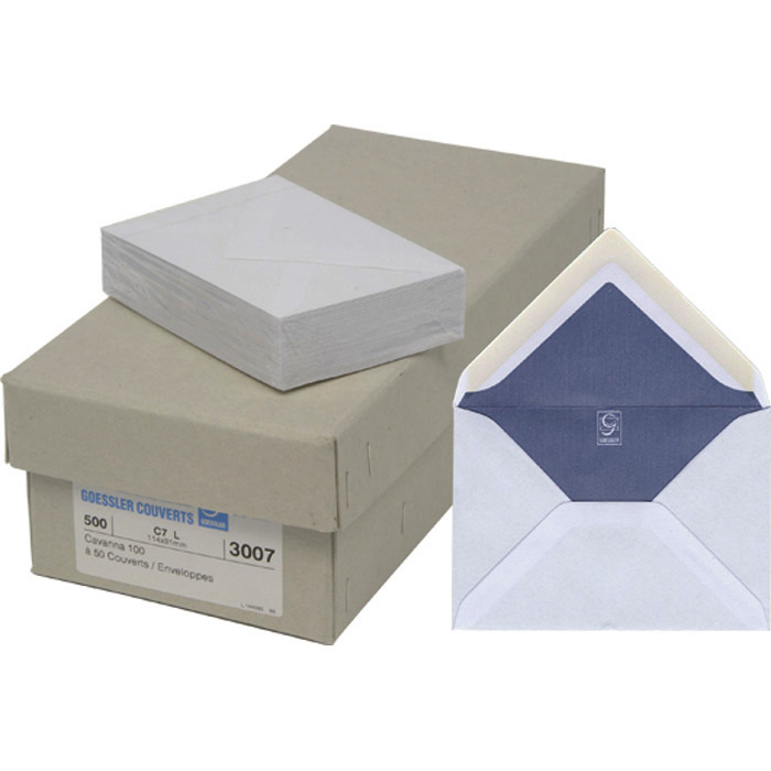 Goessler Business card envelopes