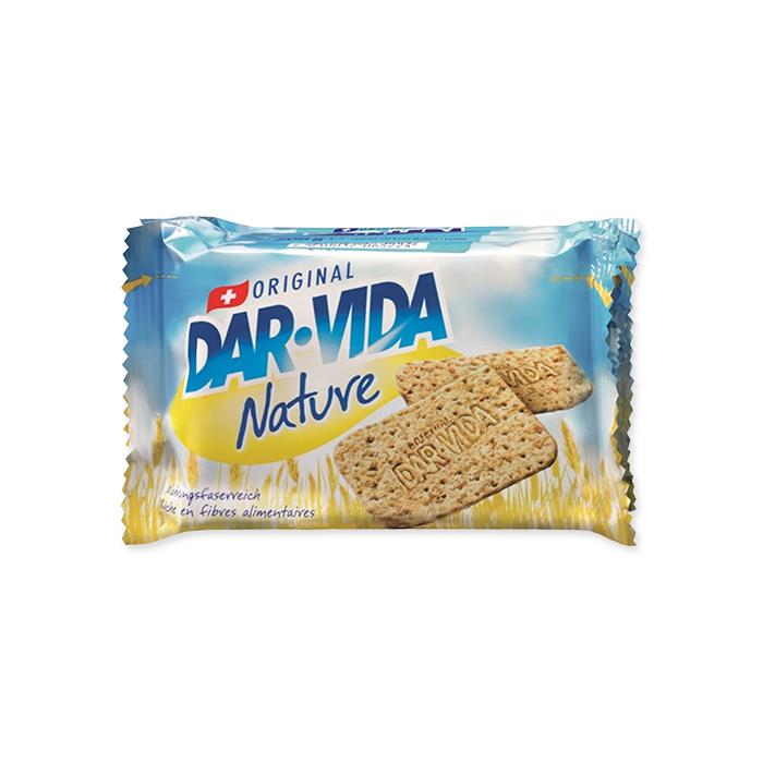 Dar-Vida Cracker Nature, 5 x 41,7 g