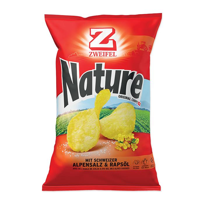 Zweifel Original Chips Nature