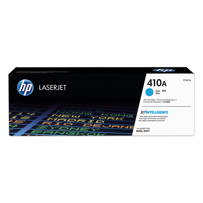HP Toner-Modul Nr. 410 cyan, 2'300 Seiten