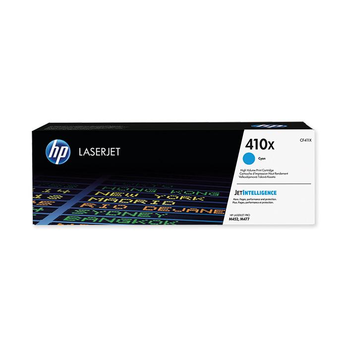 HP Toner-Modul Nr. 410 cyan, 5'000 Seiten