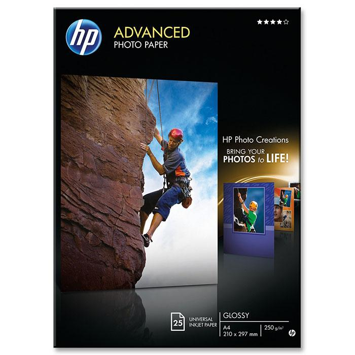 HP Inkjet photo paper Advanced