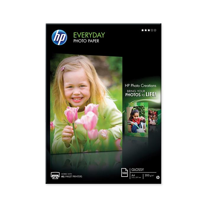 HP Inkjet photo paper Everyday