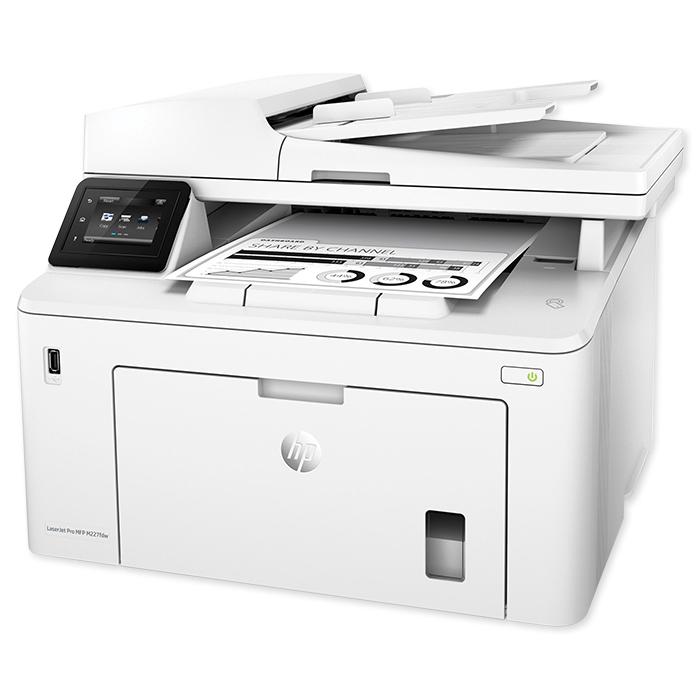 HP LaserJet Pro MFP M227fdw, All-in-One
