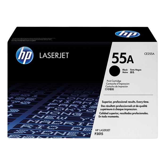 HP Toner-Modul Nr. 55 55A black, 6'000 Seiten