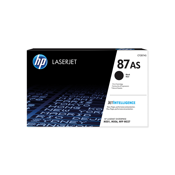 HP Toner-Modul Nr. 87 black, 6'000 Seiten