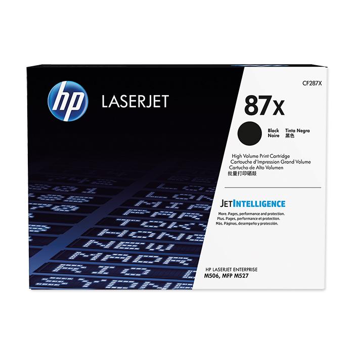 HP Toner-Modul Nr. 87 black, 18'000 Seiten