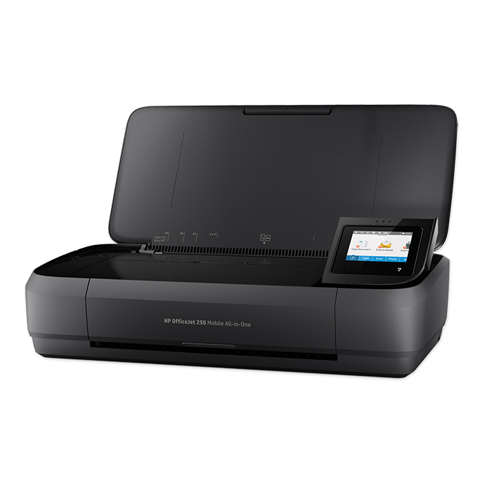 HP Officejet 250 Mobildrucker All-in-One Printer