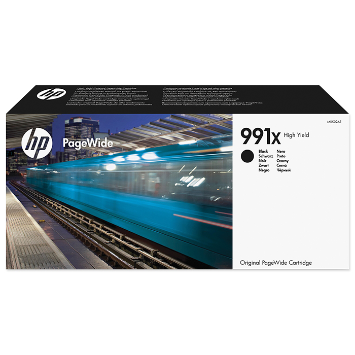 HP Toner cartridge No. 980 991X black, 20'000 pages