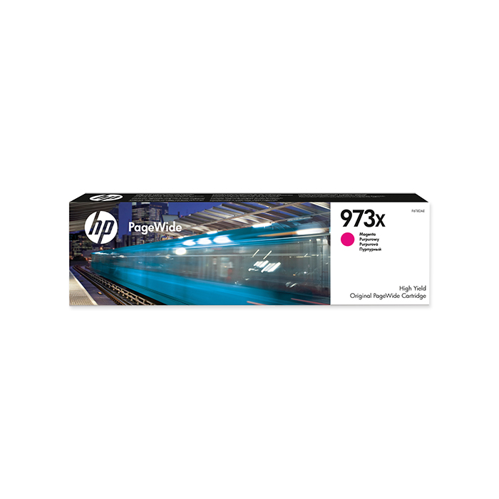 HP Toner cartridge No. 973 magenta, 7000 pages