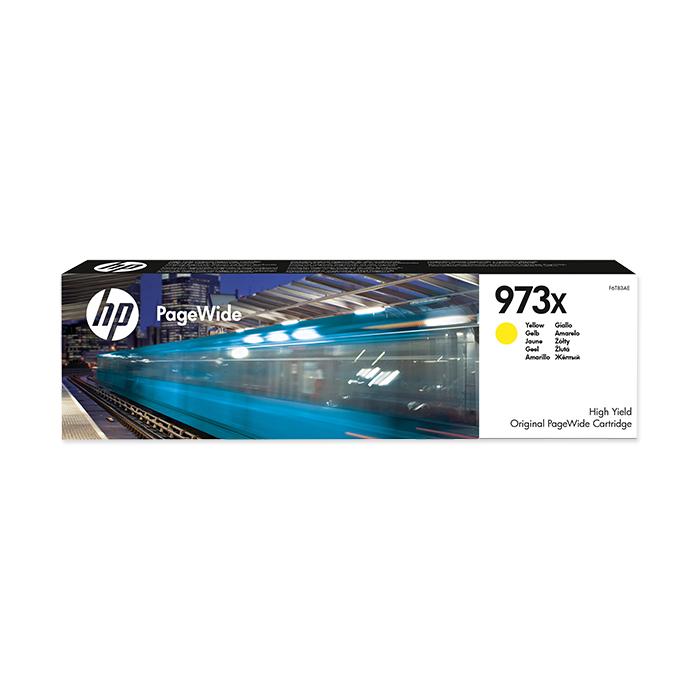 HP Toner cartridge No. 973 yellow, 7000