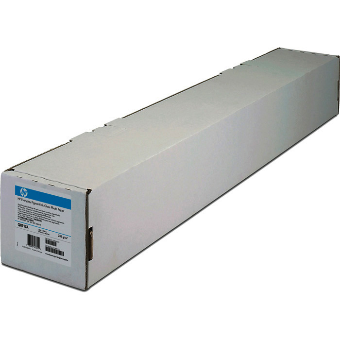 HP Plotter paper Universal Photopaper glossy