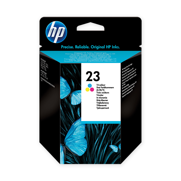 HP Tintenpatrone Nr. 23