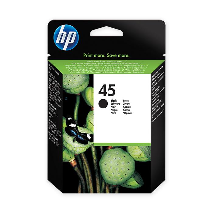 HP Tintenpatrone Nr. 45
