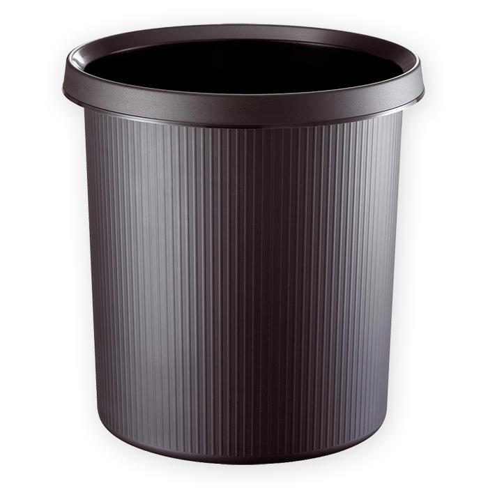 Helit Waste paper basket Stripes