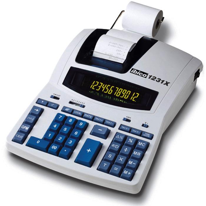 Ibico Table-top calculator 1231X