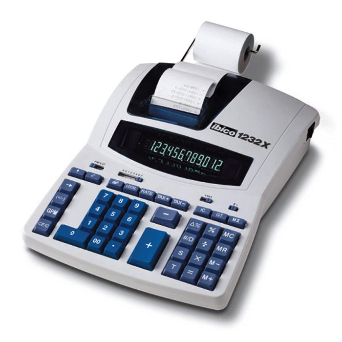 Ibico Table-top calculator 1232X
