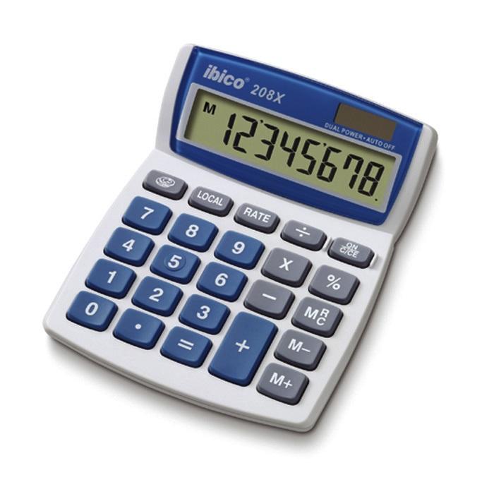 Ibico Table-top calculator 208x