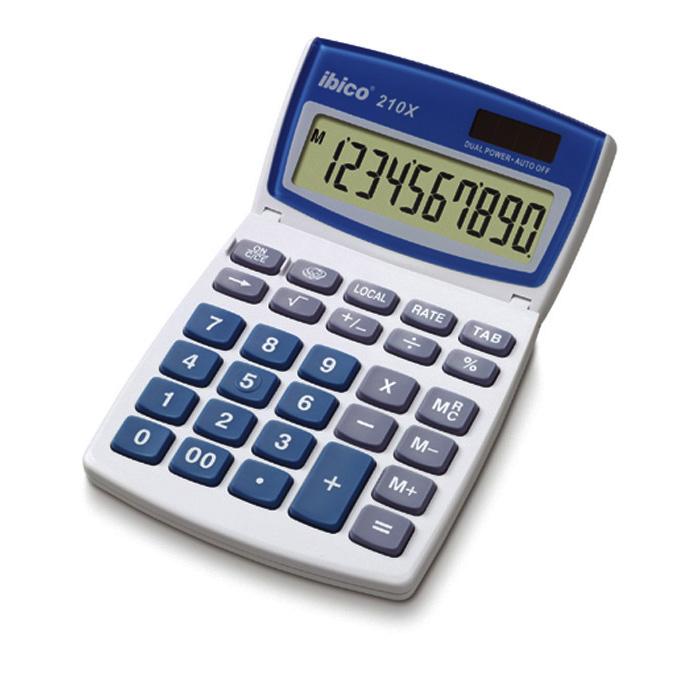 Ibico Table-top calculator 210x