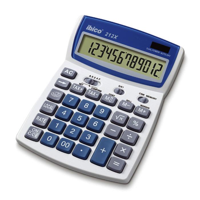 Ibico Table-top calculator 212x