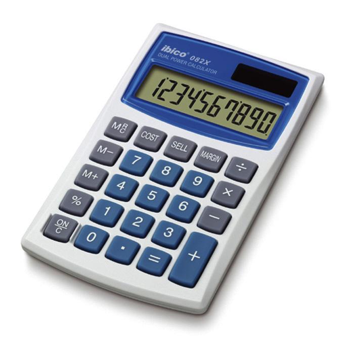 Ibico Taschenrechner 082X