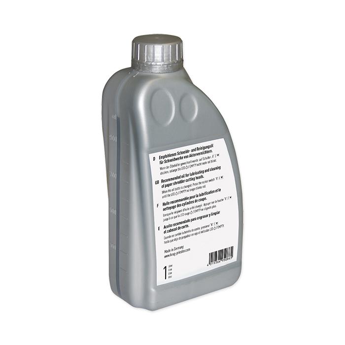 Ideal Spezialöl für Aktenvernichter