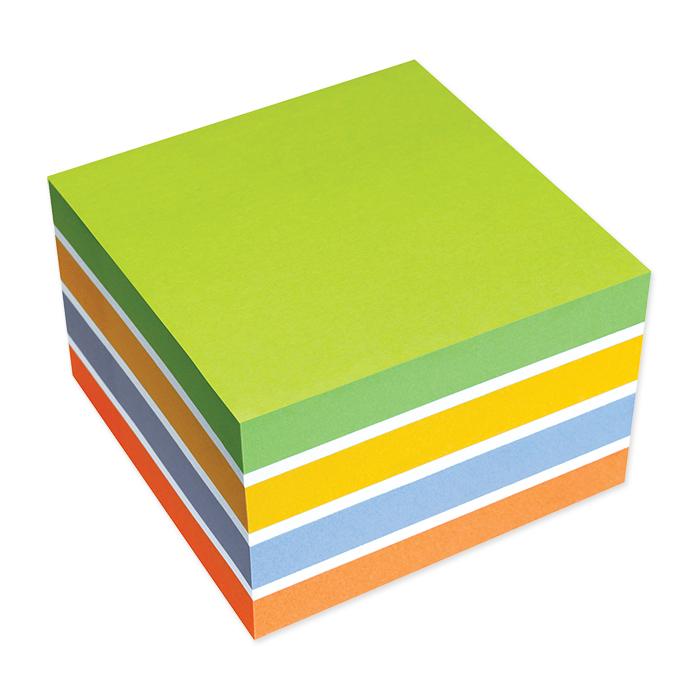 Info Cubes Haftnotizen Würfel