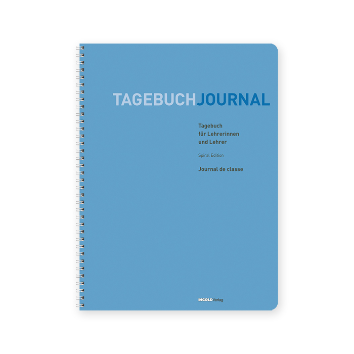 Ingold Teacher's diary