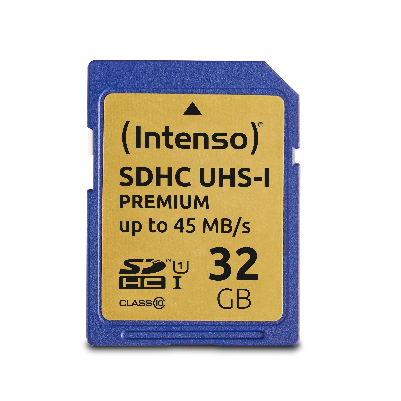 Intenso SDHC/ SDXC Card Premium