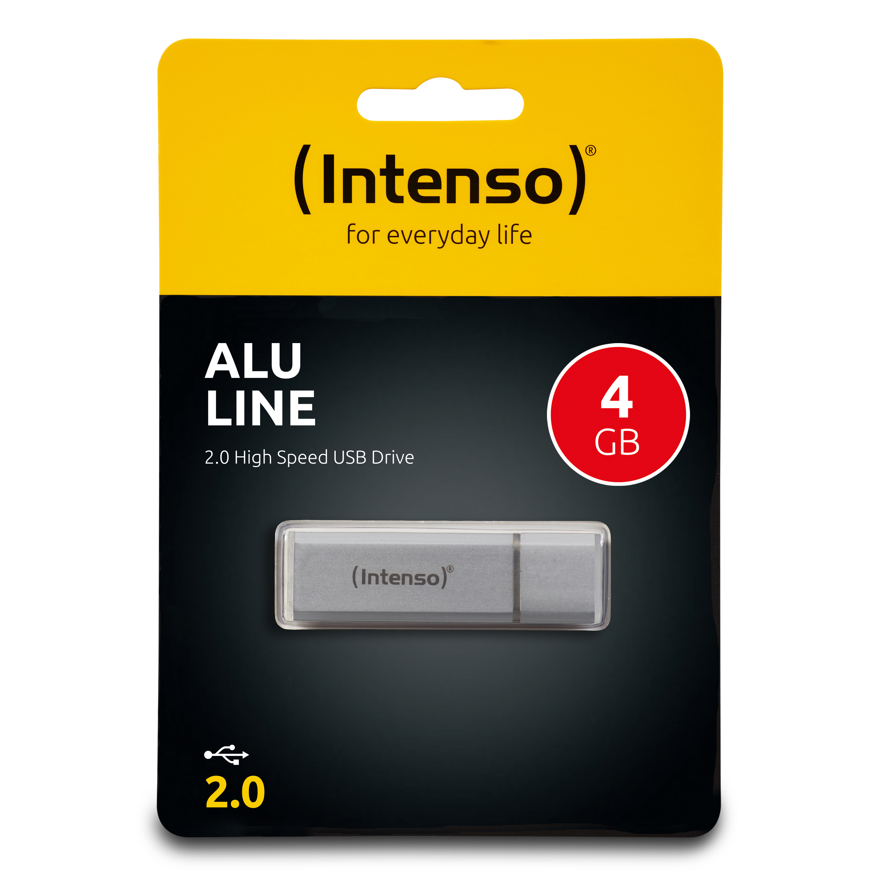 Intenso USB-Stick Alu Line
