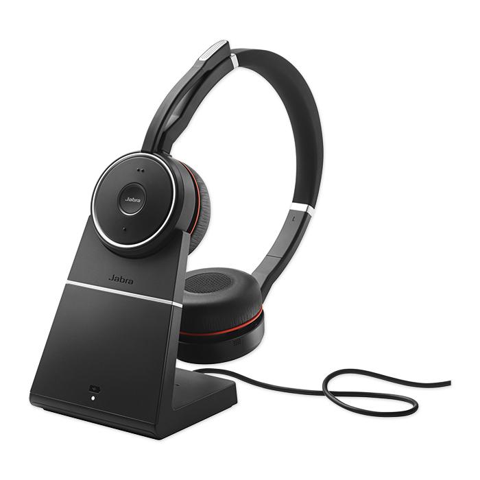 Jabra Stereo Headset Evolve 75