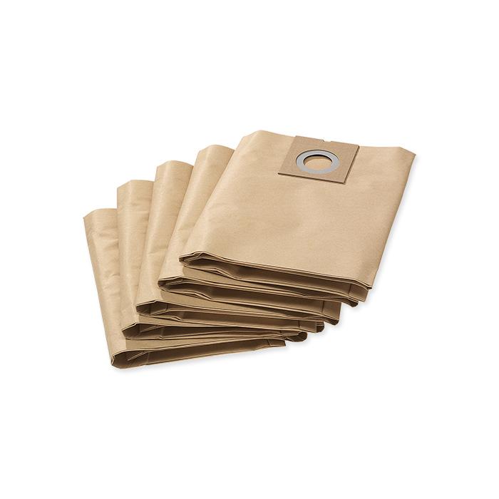 Kärcher Sacs filtrants papiers classe de poussières M