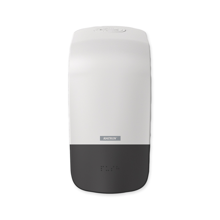 Katrin Inclusive dispenser for hand soap 500 ml white