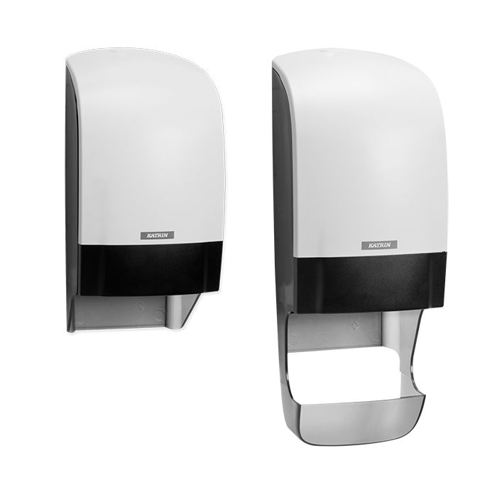 Katrin System toilet paper dispenser