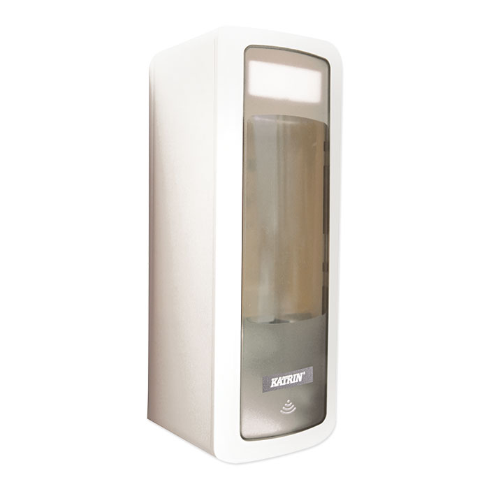 Katrin Touchfree soap dispenser