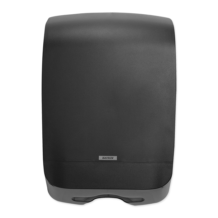 Katrin Inclusive towel dispenser M black