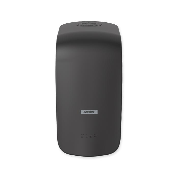 Katrin Inclusive dispenser for hand soap 500 ml black