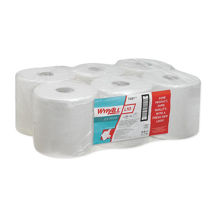 Wypall Asciugamani Rotolo L10 bianco